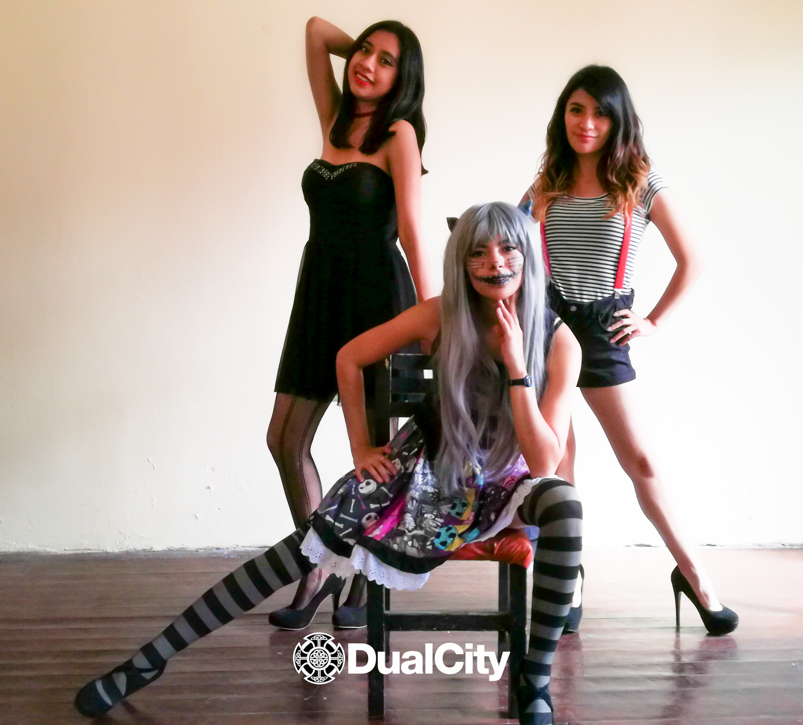 Dual City Girls en el Dark Fest 2019