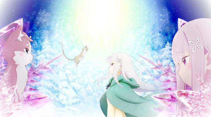 Re:Zero - Hyouketsu no Kizuna