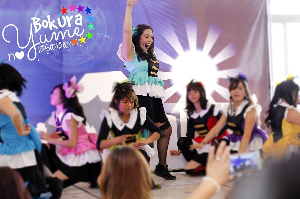 Bokura no Yume, grupo de Idol Dance Cover