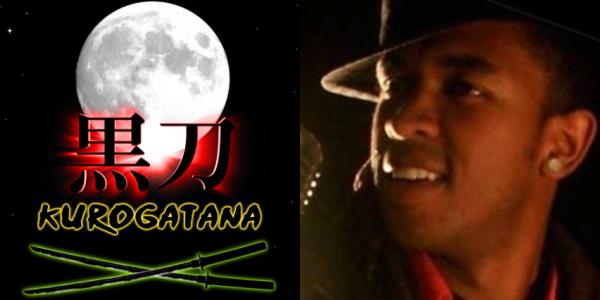 Kurogatana - Oscar Otuyemi