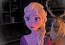 Pelea de machetes en función de Frozen 2