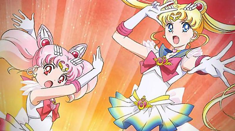 Sailor Moon Eternal - La Película