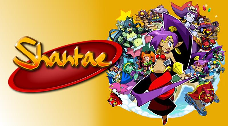 Todo sobre Shantae