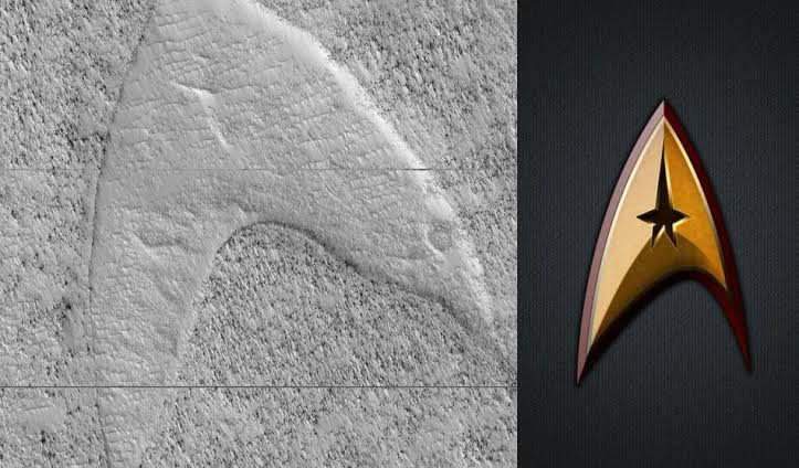 Star Trek en Marte