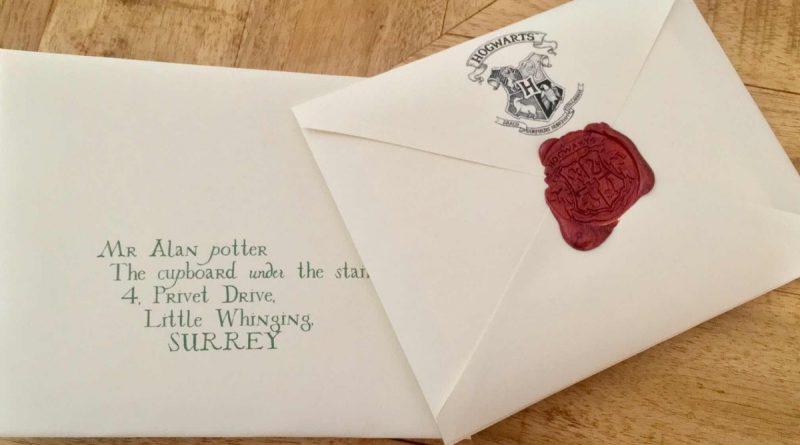 Carta a Hogwarts