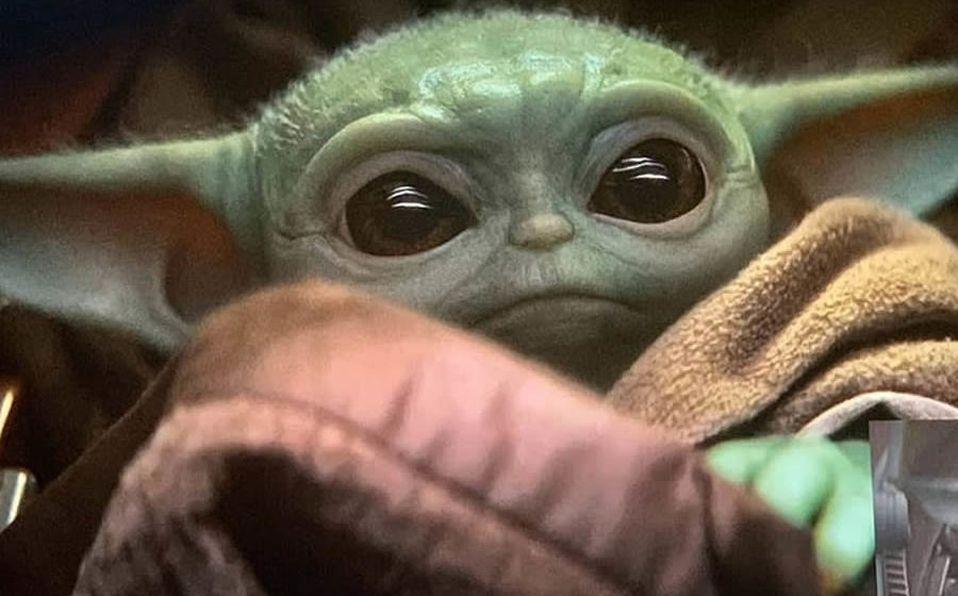 Yoda Bebé