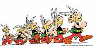 Resultado de imagen para asterix 60 aniversario