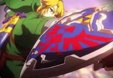 Zelda en Netflix