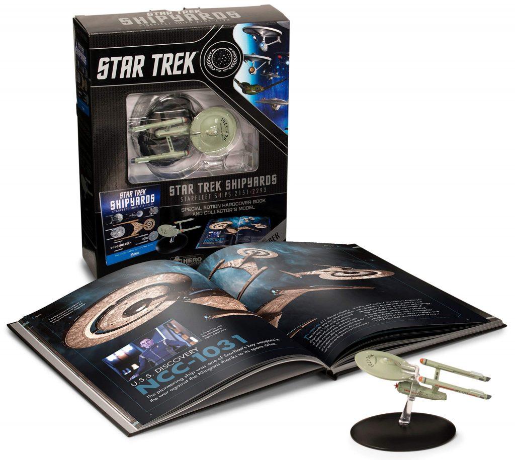 Star Trek, siete artículos sorprendentes