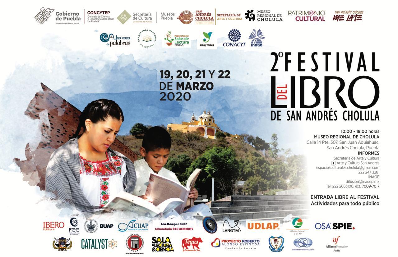 Festival del Libro de San Andres Cholula