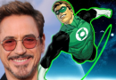Robert Downey Jr. como Linterna Verde