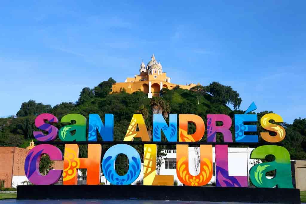 San Andres Cholula