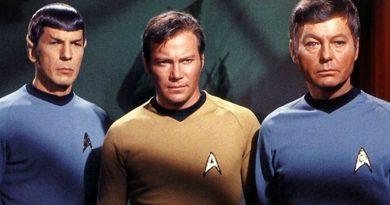 Star Trek siete artículos sorprendentes.