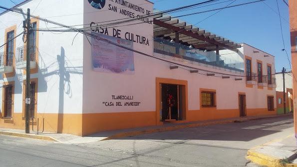 Casa de Cultura Tlanezcalli