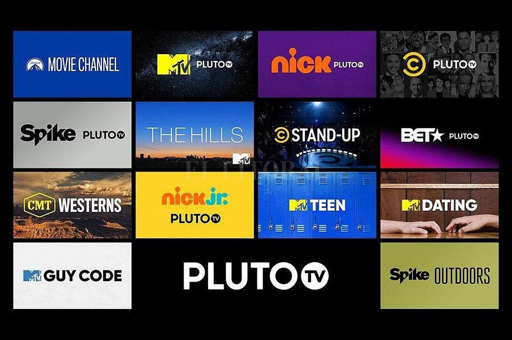 Calendario de Eventos Pluto TV gratis