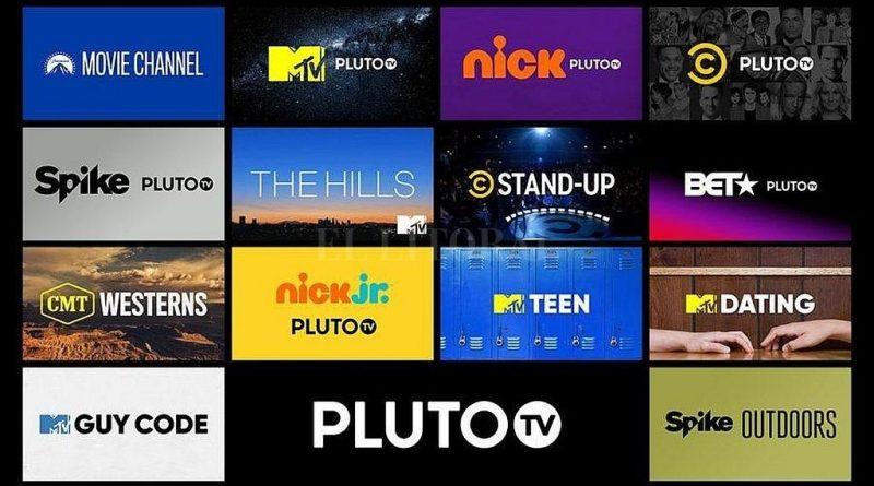 Pluto TV ha arribado a México