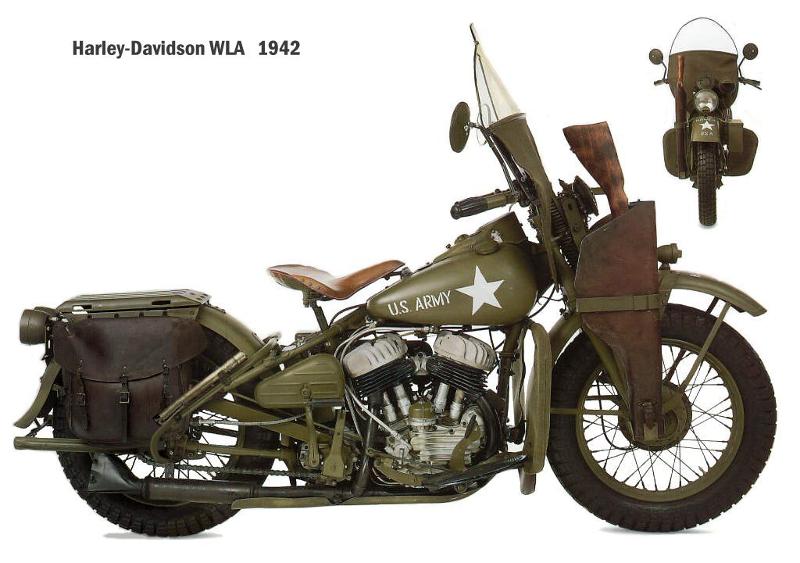 Motos Custom sus orígenes