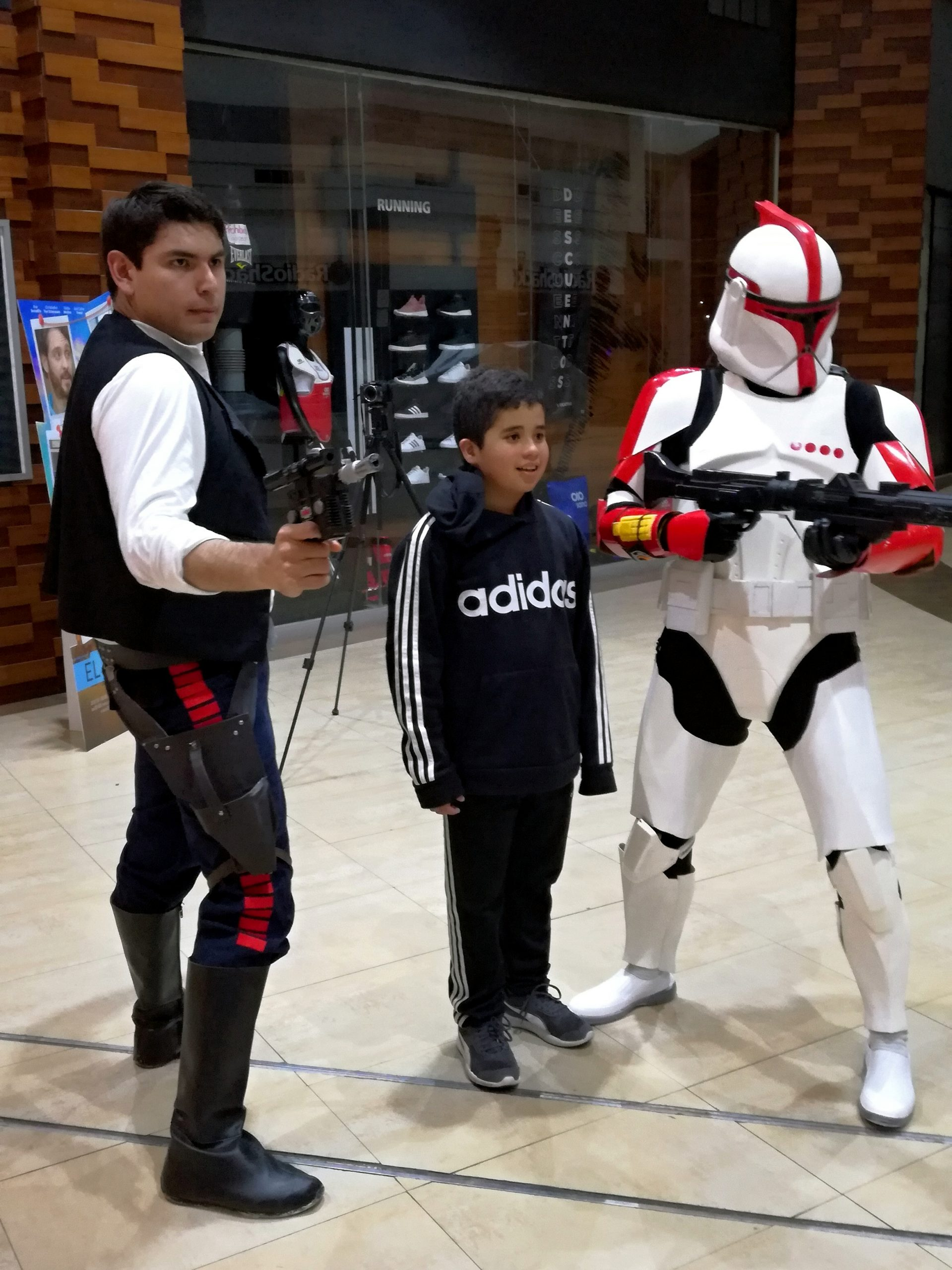 Legion Rebelde Star Wars