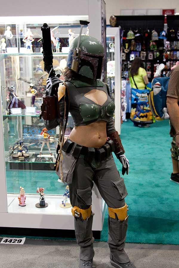 Cosplay Comics Star Wars