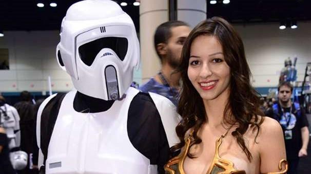 Cosplay Comics de la semana especial Star Wars