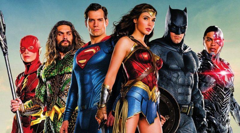 Snyder Cut de La Liga de la Justicia llegara finalmente